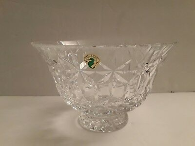 "Waterford Balmoral 8"" Bowl New"
