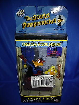 Looney Tunes Daffy Duck The Scarlet Pumpernickel DC Direct Figure~New~