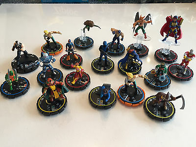 HeroClix DC & Marvel Mixed Lot WizKids