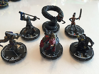 Mage Knight Mixed Lot WizKids