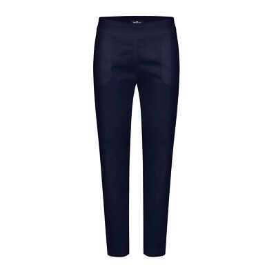 New Sporte Leisure Stretch Ladies Basic Pants - Navy