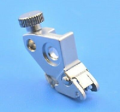 Pfaff Snap-On Presser Foot Adapter Ankle Holder Clip-On Low Shank