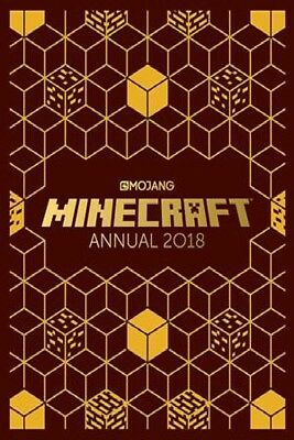 Minecraft Annual 2018 by Minecraft [Hardcover]