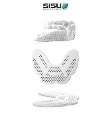 Sisu 1.6 JUNIOR Sports Mouth Guard Roller Derby Boxing Rugby Hockey