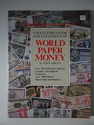 Collectors Guide and Catalogue of World Paper Money Banknoten Katalog