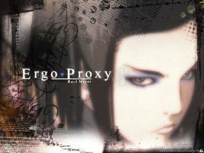 """022 Ergo Proxy - Science Fiction Fight Action Japan Anime 32""""x24"""" Poster"""