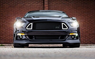 "029 Mustang - Ford 2015 RTR Racing Car concept 38""x24"" Poster"