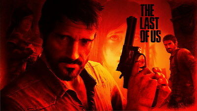 "005 The Last of Us - Zombie Survival Horror Action TV Game 42""x24"" Poster"