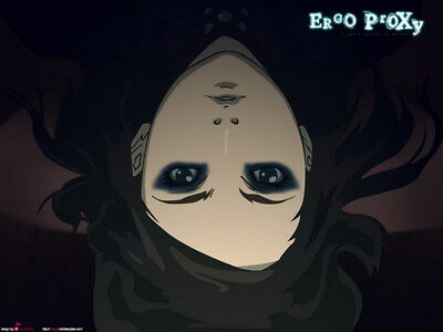 """001 Ergo Proxy - Science Fiction Fight Action Japan Anime 32""""x24"""" Poster"""