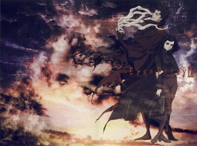 """006 Ergo Proxy - Science Fiction Fight Action Japan Anime 32""""x24"""" Poster"""