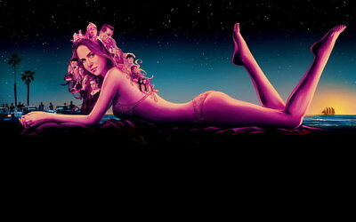 """013 Inherent Vice - Adventure Comedy Crime Movie 38""""x24"""" Poster"""