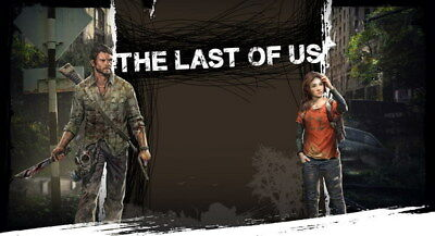 "031 The Last of Us - Zombie Survival Horror Action TV Game 44""x24"" Poster"