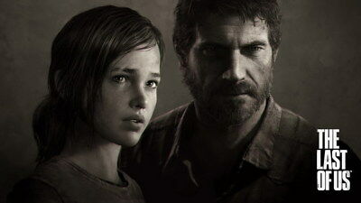 "032 The Last of Us - Zombie Survival Horror Action TV Game 42""x24"" Poster"