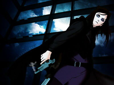 """020 Ergo Proxy - Science Fiction Fight Action Japan Anime 32""""x24"""" Poster"""