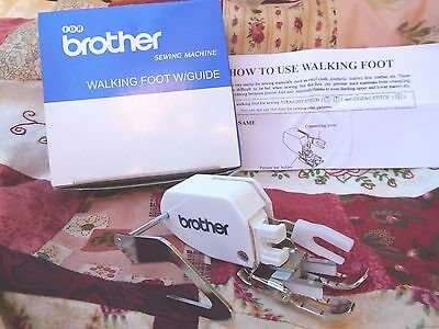 Walking Foot For Brother, Janome, Singer, Toyota,  7Mm St Width Top Load Bobbin