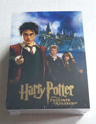 Harry Potter Prisoner Of Azkaban Complete 90 Card Gold Foil Base Set ArtBox RARE