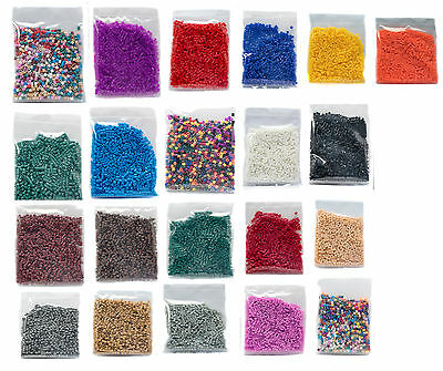 New Colour Fuse Beads 1000 beads per pack - 5mm Midi Craft 2-10 C