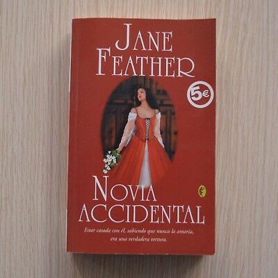 """novia Accidental"" De Jane Feather. Novela Romántica."