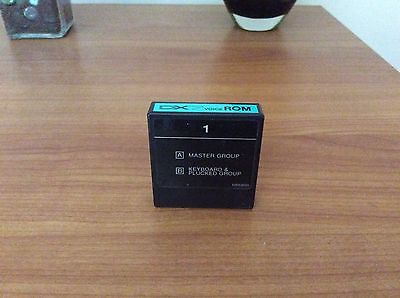 Yamaha DX7 ROM1 Cartridge
