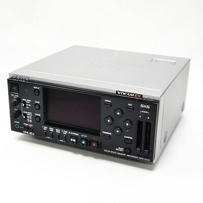 Sony PMW-EX30 XDCAM EX Recorder Japan EMS F/S USED