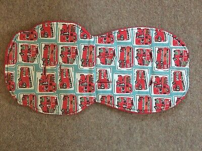 Oyster Seat Liner In Cath Kidston buses
