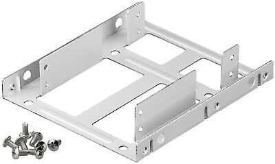 HDD / SSD Einbaurahmen; SLOT 2,5 to 3,5 HDD MOUNTING KIT 2BAY
