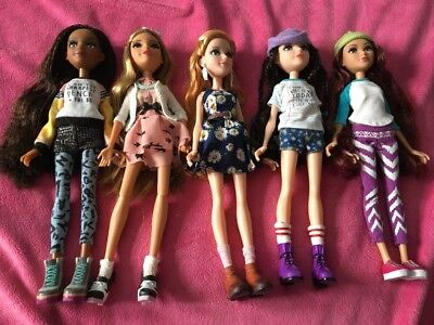 💖Netflix Project MC2 Bundle Of 5 Doll Immaculate Condition!!💖