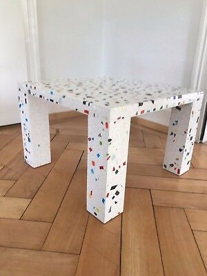 Shiro Kuramata Nara Coffee Table - Memphis Design