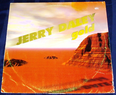 "12"" Jerry Daley ""Gold"" Sello: (Lethal Records, Contraseña 1997)"