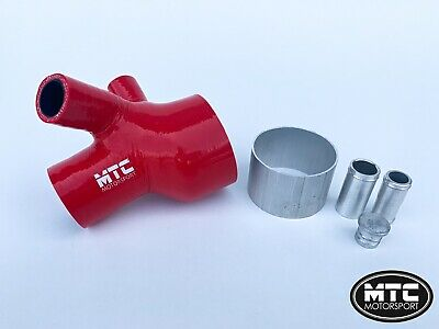 Mtc Motorsport Citroen Ds3 1.6T Intake Hose Induction Kit Red Rcz 207 Gti 156