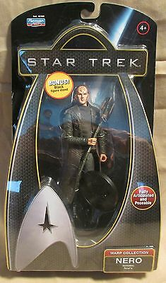 Star Trek Movies Warp Collection Nero from Playmates 2009 mint in package