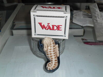 """Wade Whimsie Key Collectables Boxed,special Edition Sea Horse"""" Never Displayed"""