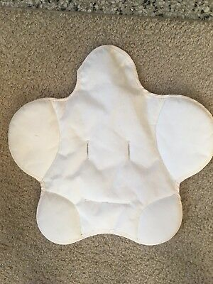 REPLACEMENT PART: PLUSH BODY SUPPORT For Fisher Price My Little Snugabunny Swing