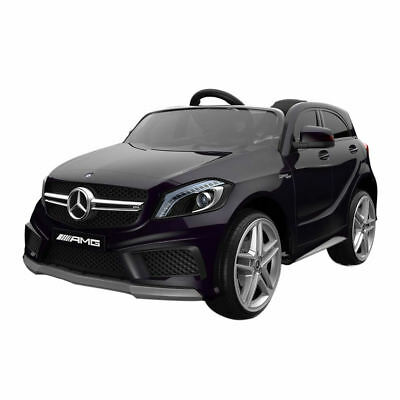 Mercedes Benz A45 Amg Genuine Official 12V Ride On Toy Kids Car With R/c