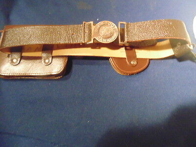 Boy Scouts Canada,belt,buckle,small Pouch, Large Pouch.