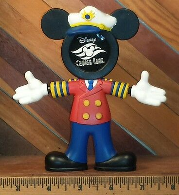 Disney Cruise Line Mickey Mouse Face Picture Frame