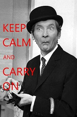 Kenneth Williams Carry on Novelty Fridge Magnet