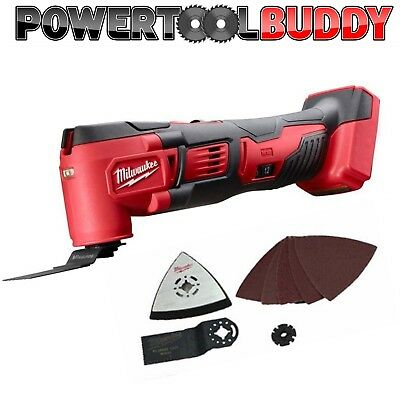 Milwaukee M18BMT-0 18volt Li-ion Multi Tool Body *NEXT DAY DELIVERY B12