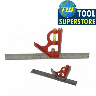 XMS Faithfull Combination Square Twin Pack