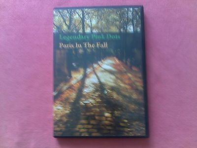The Legendary Pink Dots Paris In The Fall Dvd