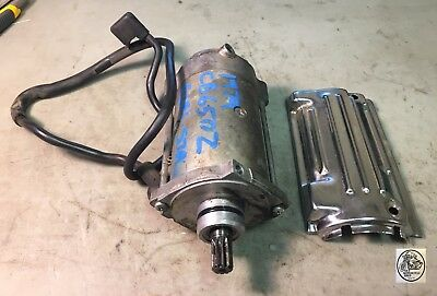 1979 Honda Cb650 Starter Motor And Cover Oem  31200-426-405