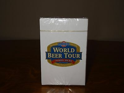 Old Chicago World Beer Tour Playing Cards - Sealed