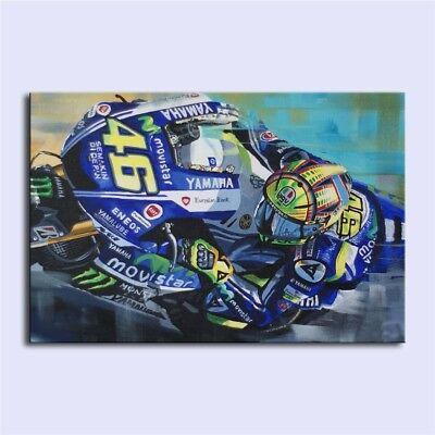 9 Times World Champion,Oil Painting HD Print On Canvas Modern Deco Wall/Unframed