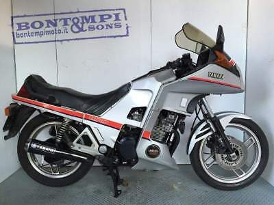 Yamaha Xj 650 Turbo 1984
