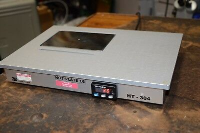 ATV Technology BGA Reflow Preheat Station Hot Plate HT-304 Hot Plate 16