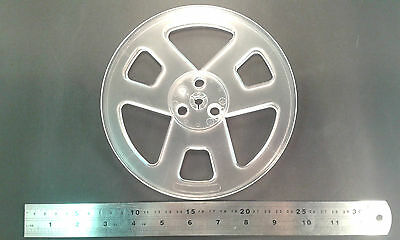 "18cm 7"" Inch Reel-to-Reel Recording Tape Empty Take Up Spool, New"