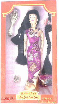 Yue Sai Wa Wa La Barbie Chinoise / Braids And Treasures / Extensions Cheveux