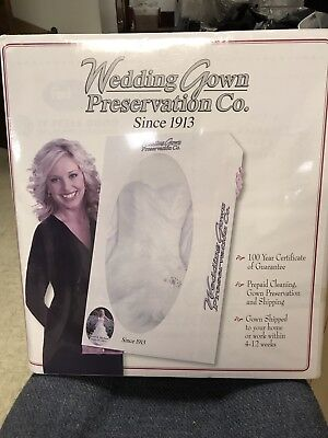 Bridal Gown Preservation Box