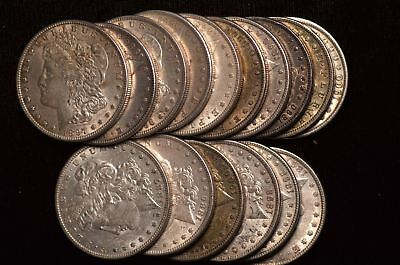 XF-AU , Pre 1905 Morgan Silver Dollars US Coin Lot, Choose How Many!