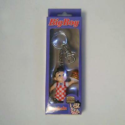 Big Boy Keychain